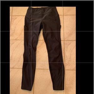 Lululemon sleet sprinter tights size 6